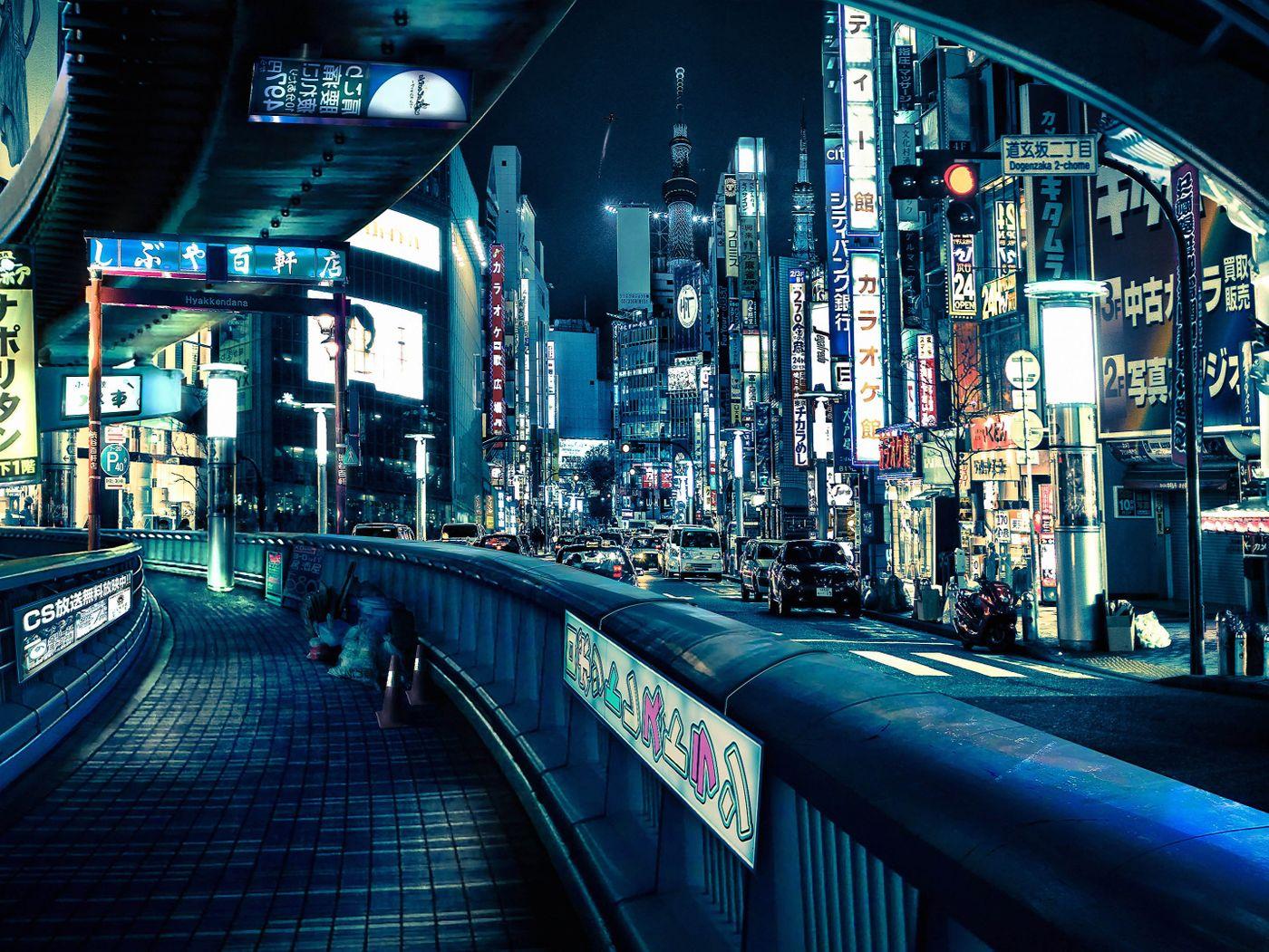 Tokyo CamMap