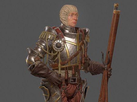 Musket Knight