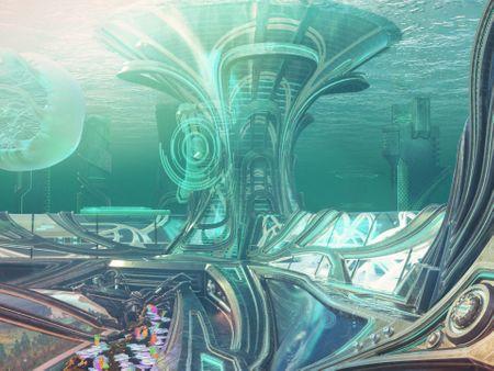 Submarine  City