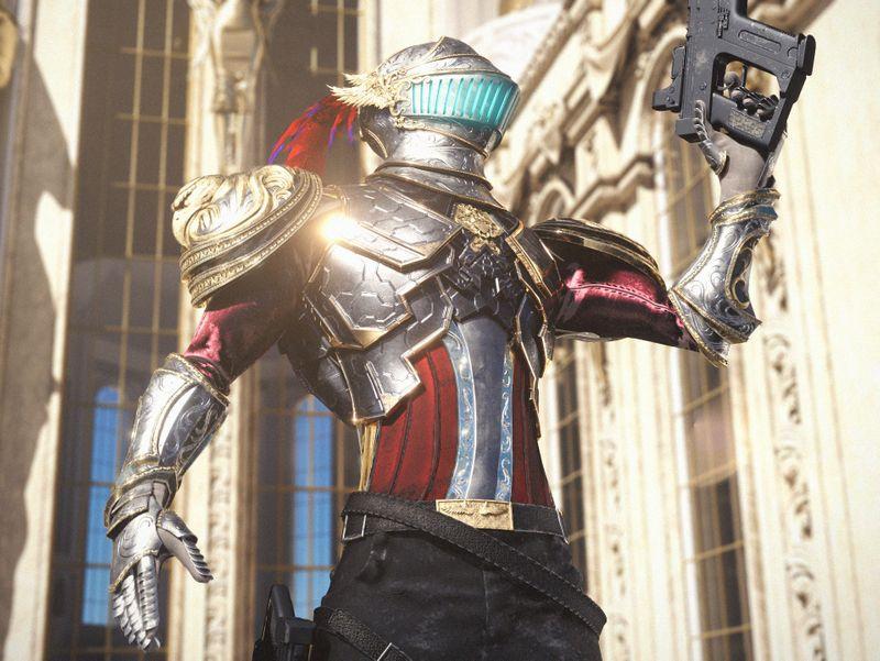 Future Knight
