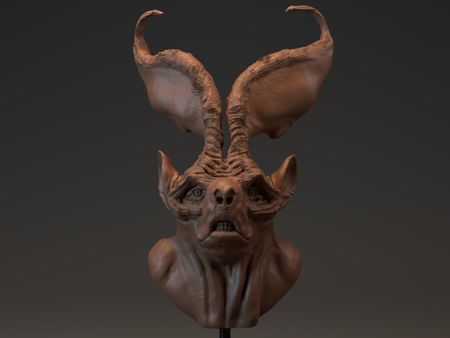 Elemex - speedsculpt (Terryl Whitlatch concept)