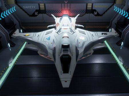Space Ship Hangar
