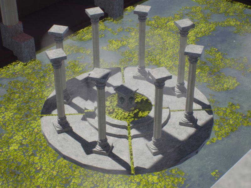 Minerva's Respite [Environment Project]