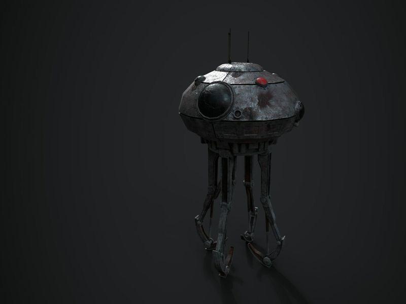 Separatist Probe Droid [Clone Wars]