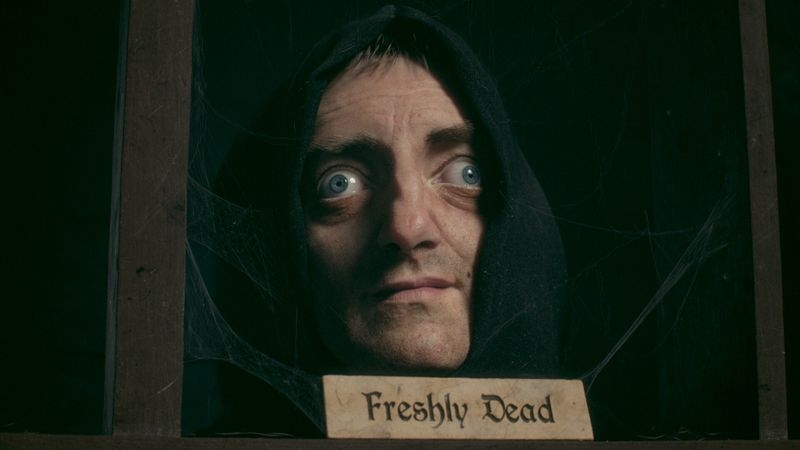 Likeness/ Portrait of Marty Feldman as Igor.