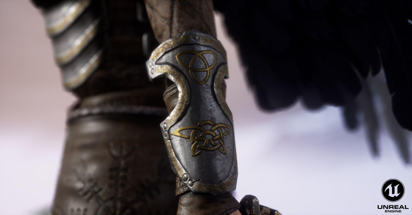 Armor Close Up2 Steffen Salte Steffensh