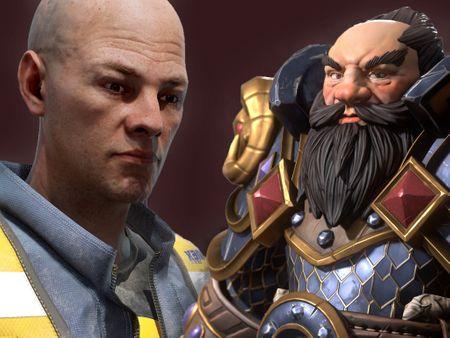 Character Art - Rookies 2021