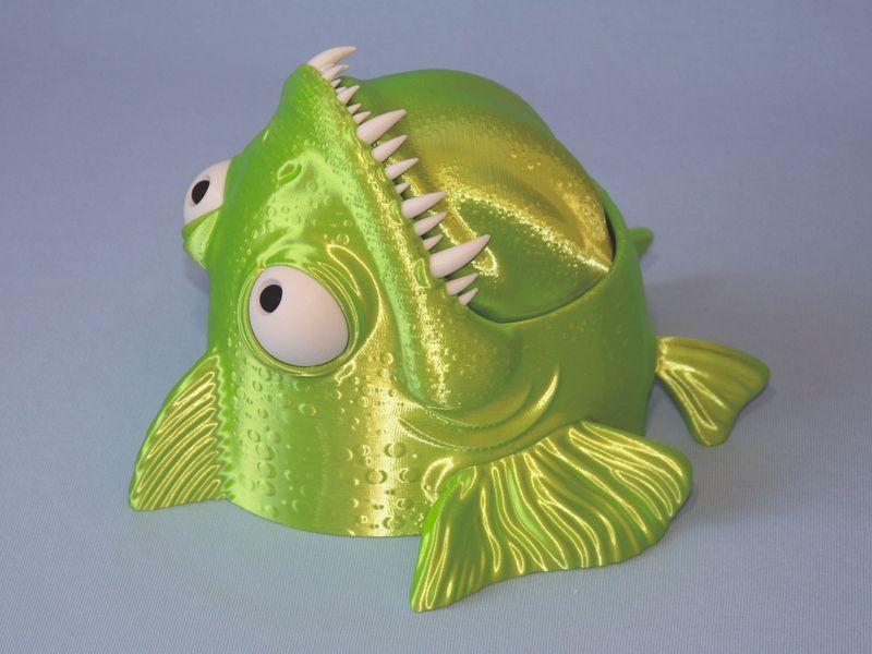 Predator Fish box
