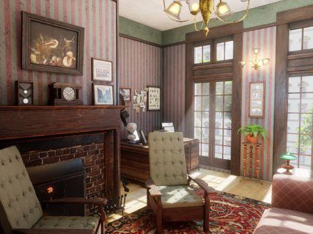 FDR's Harvard Suite