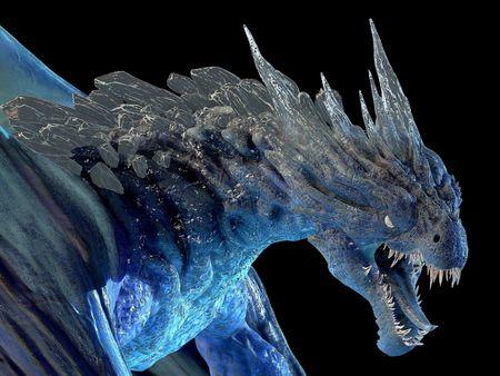 Hyperborean Dragon
