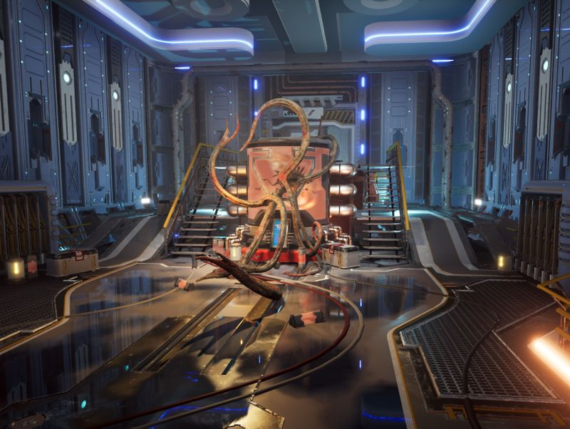 Alien Containment Facility