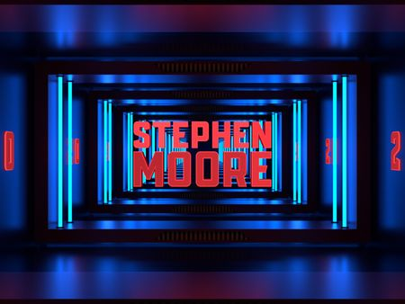 StephenMooreMotion 2020 - 3D Motion Graphics