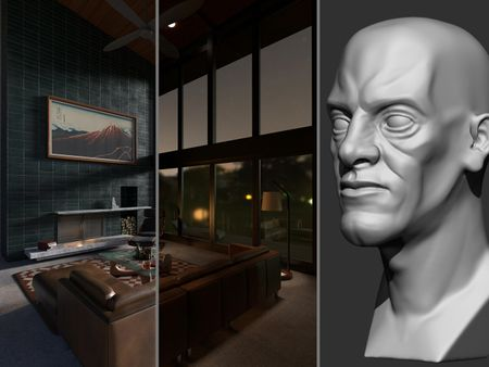 Steve Nguyen - Rookies 2021 Entry - 3D Modeling and Animation