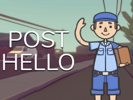 Post Hello