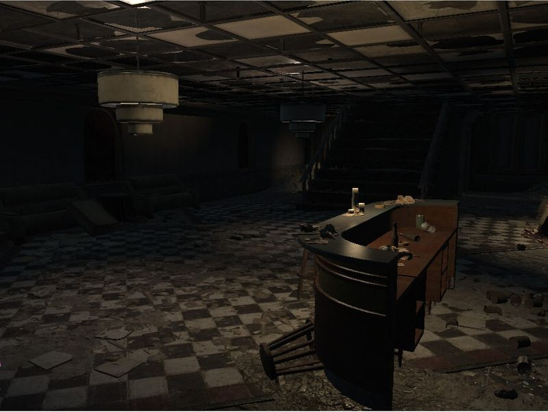 Abandoned Hotel (Fallout 4 Miami)
