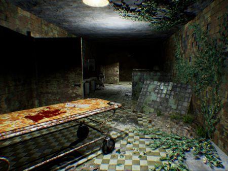 Delirium - Level Design with Unreal Engine