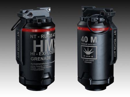 Elysium Grenade