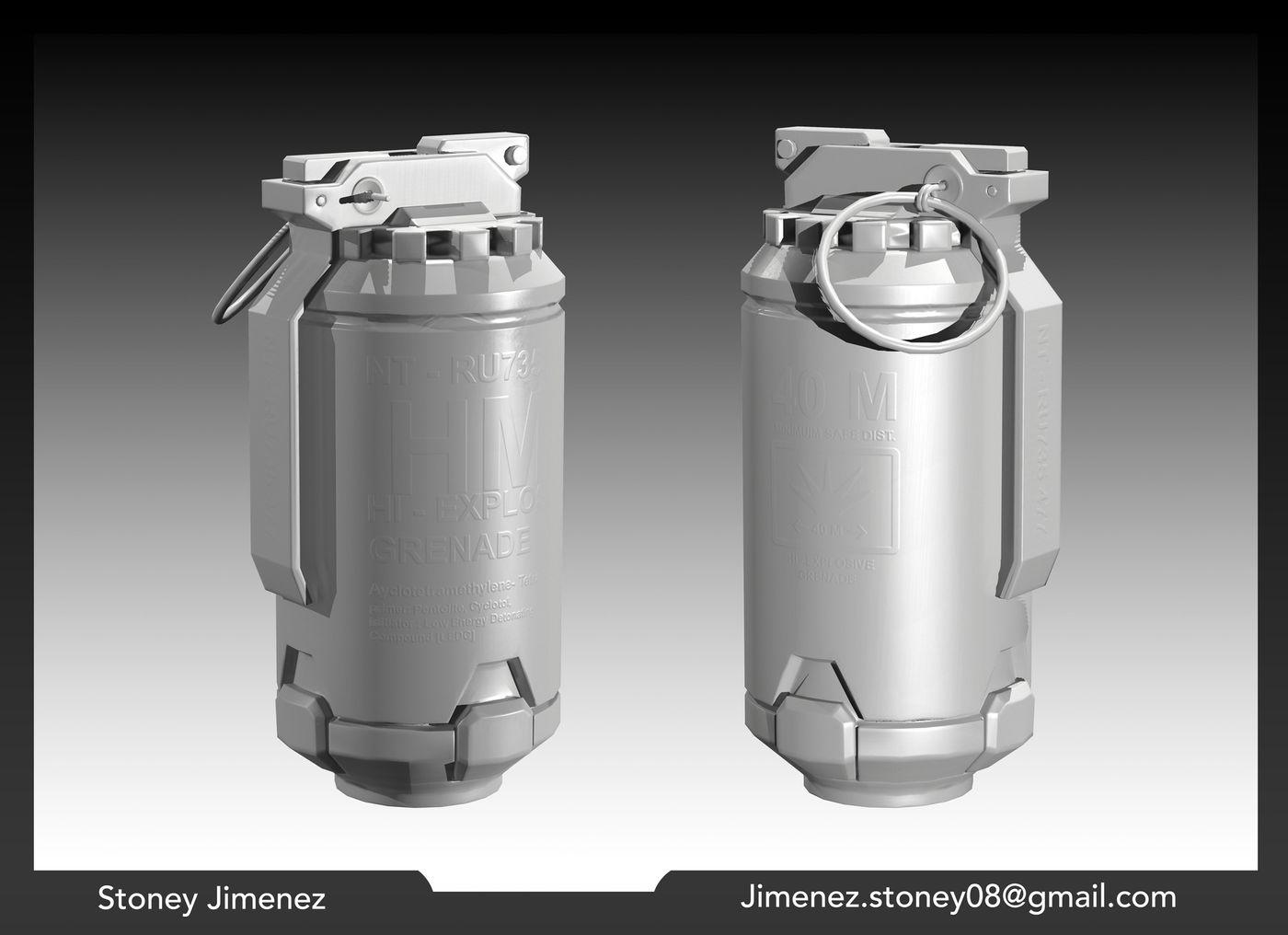 Stoney Jimenez Jimenez Stoney Grenade1 Gray Stoney08