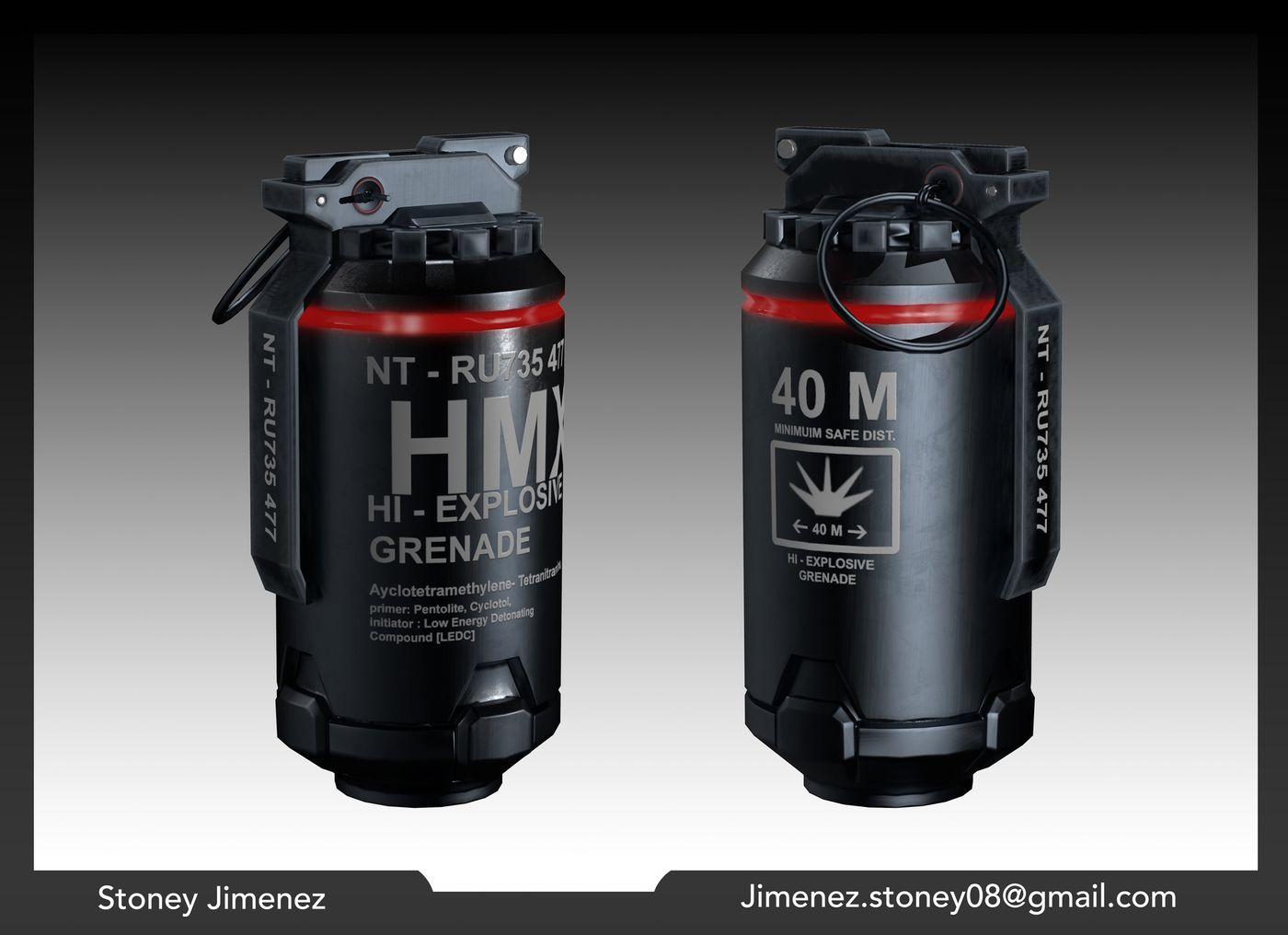 Stoney Jimenez Jimenez Stoney Grenade1 Stoney08