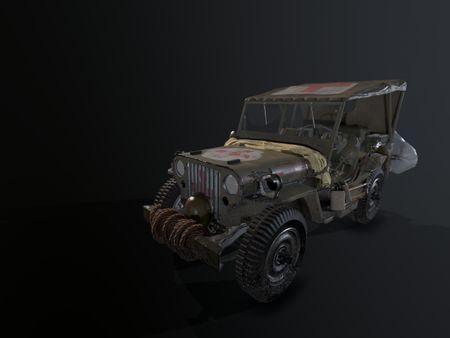 Willys WWII Jeep