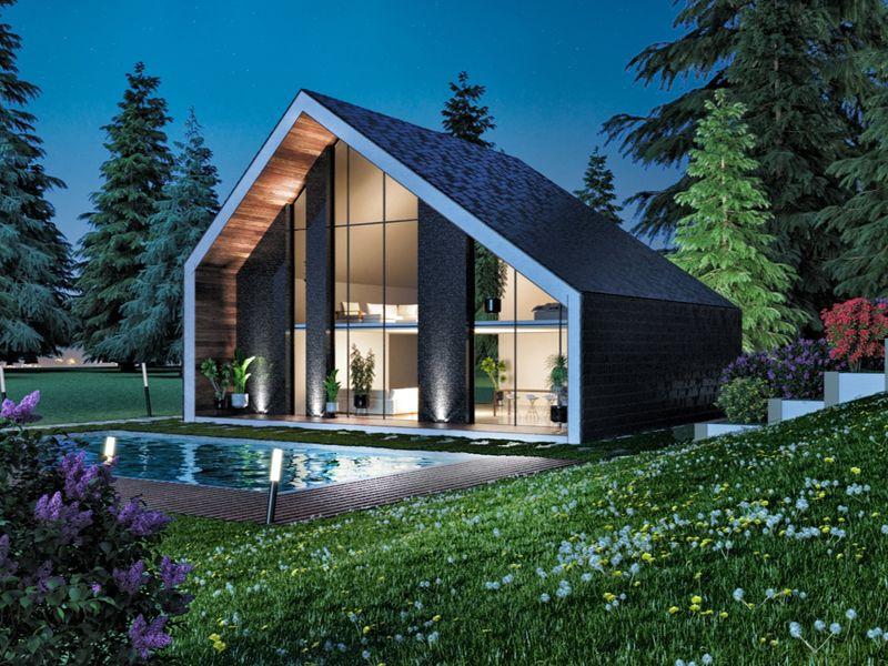 Mountain Villa Design