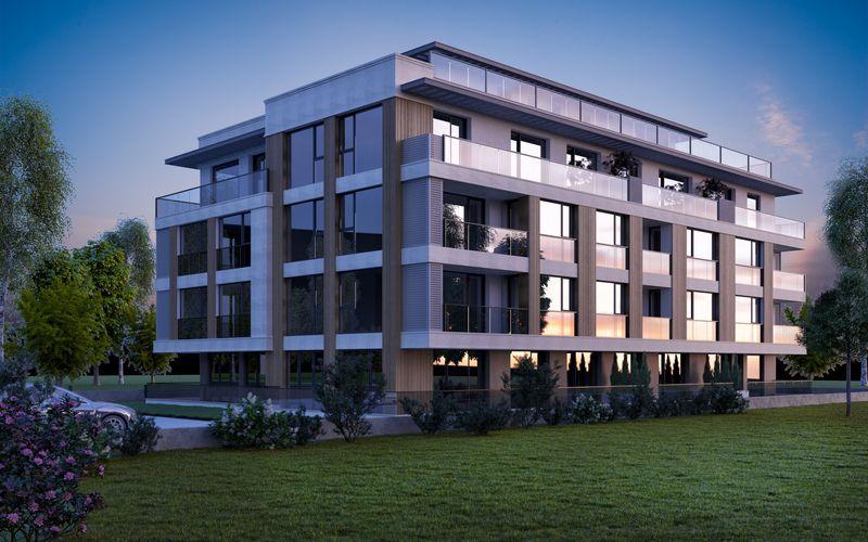 Residential Complex Design