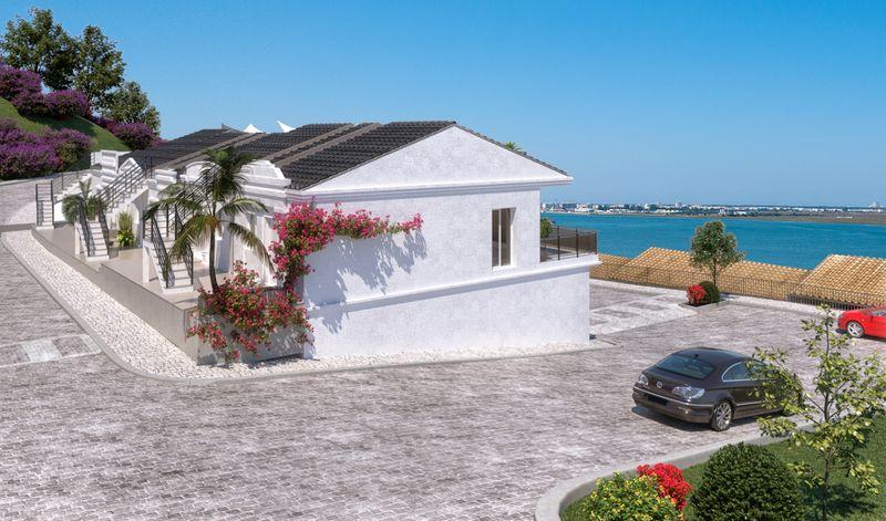 Playa De Isla Canela  Houses