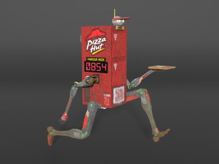 PizzaHut Delivery Bot