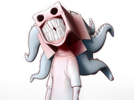 Octopus Head