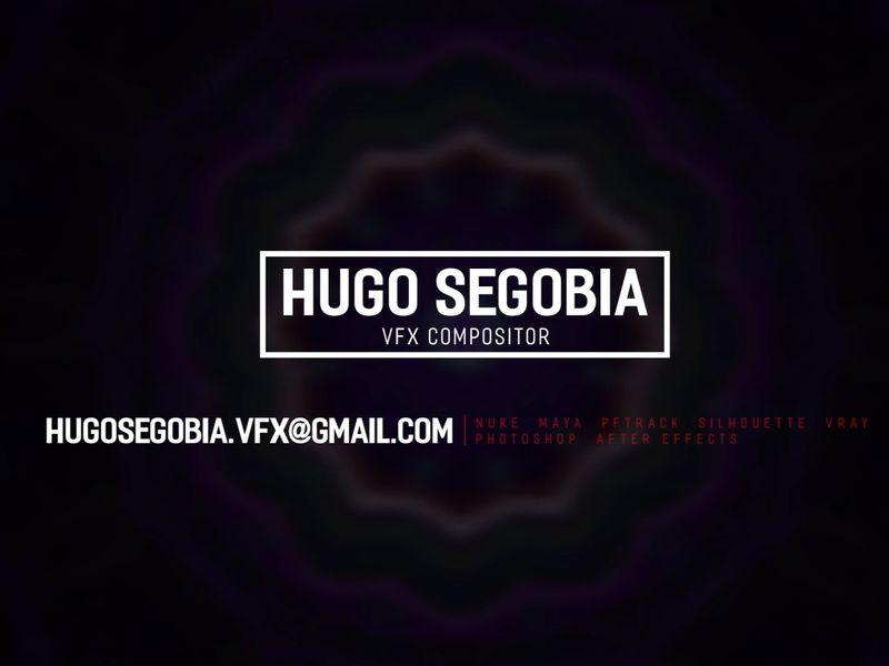 Compositing Reel  2019 - Hugo Segobia