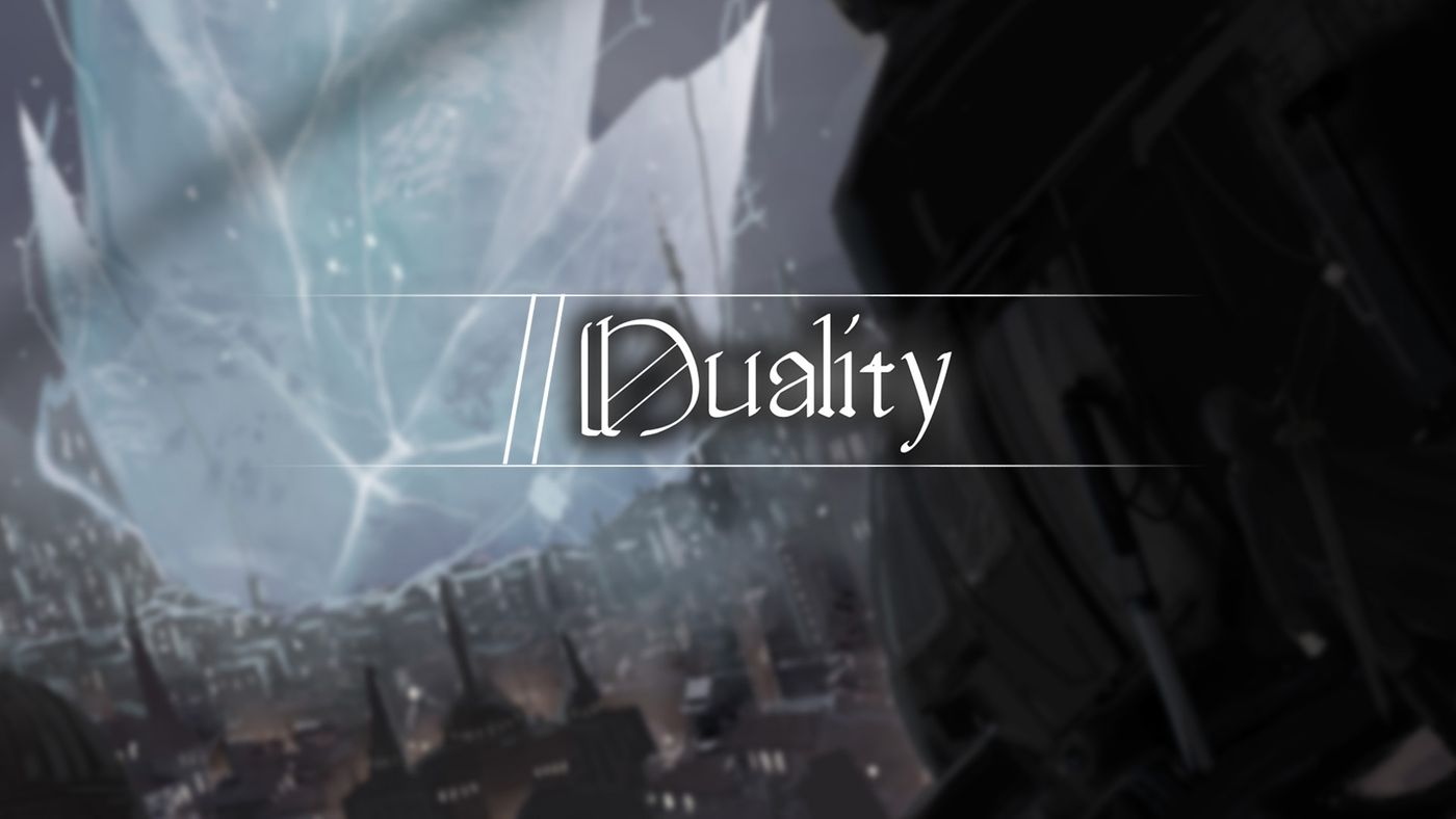 Duality - Final Year Student Project | Solo Game
