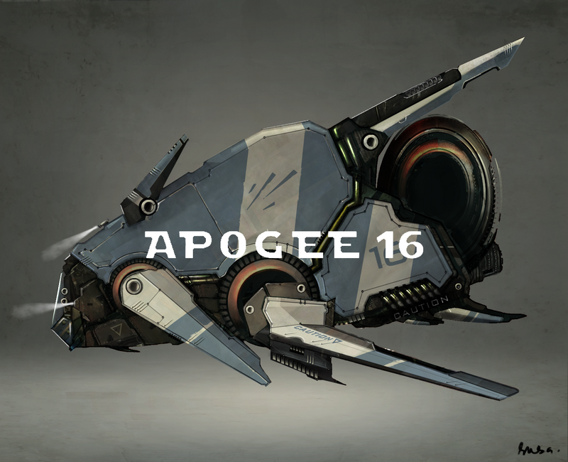 Apogee 16