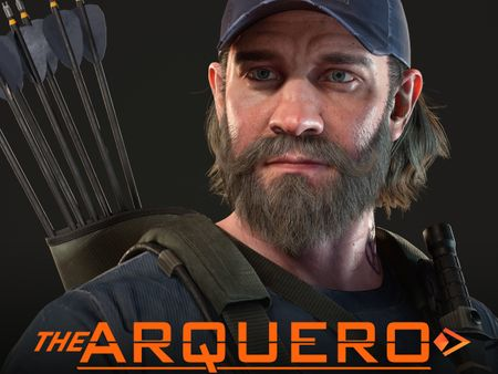 The Arquero - Real-Time Character