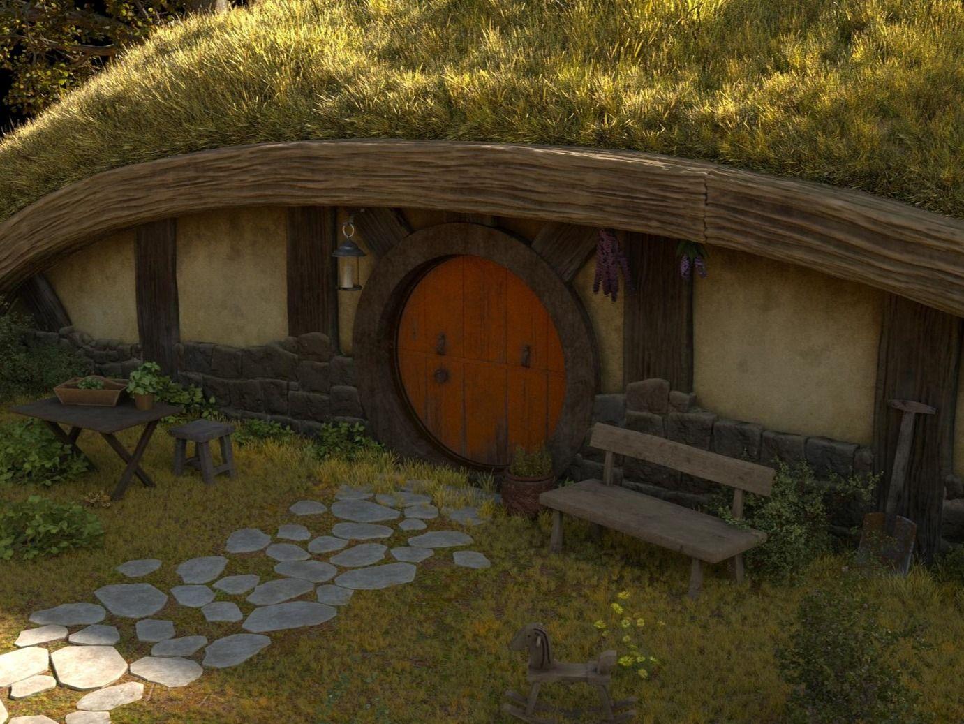 Hobbit House - VFX shot | The Rookies