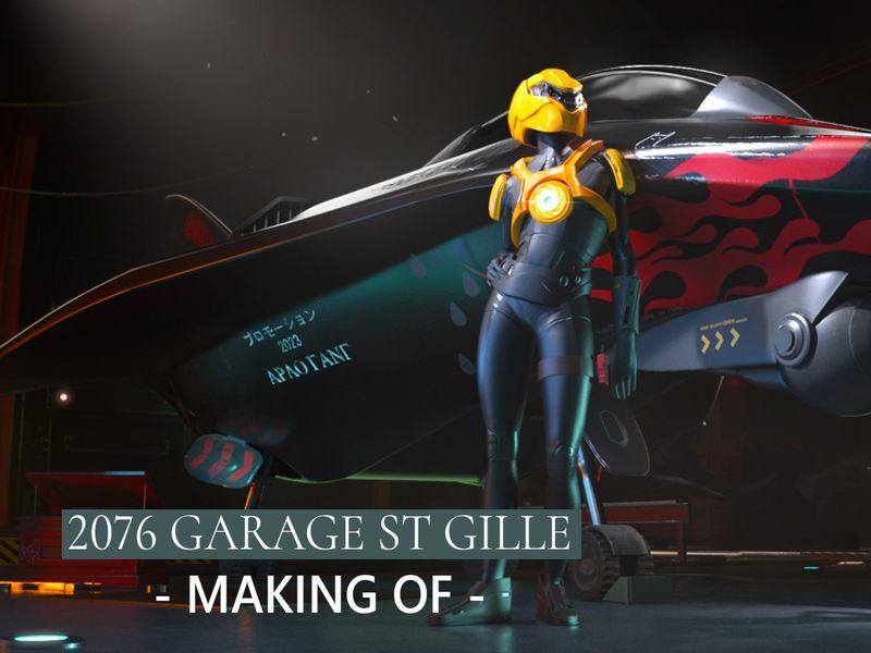 2076 Garage st Gille