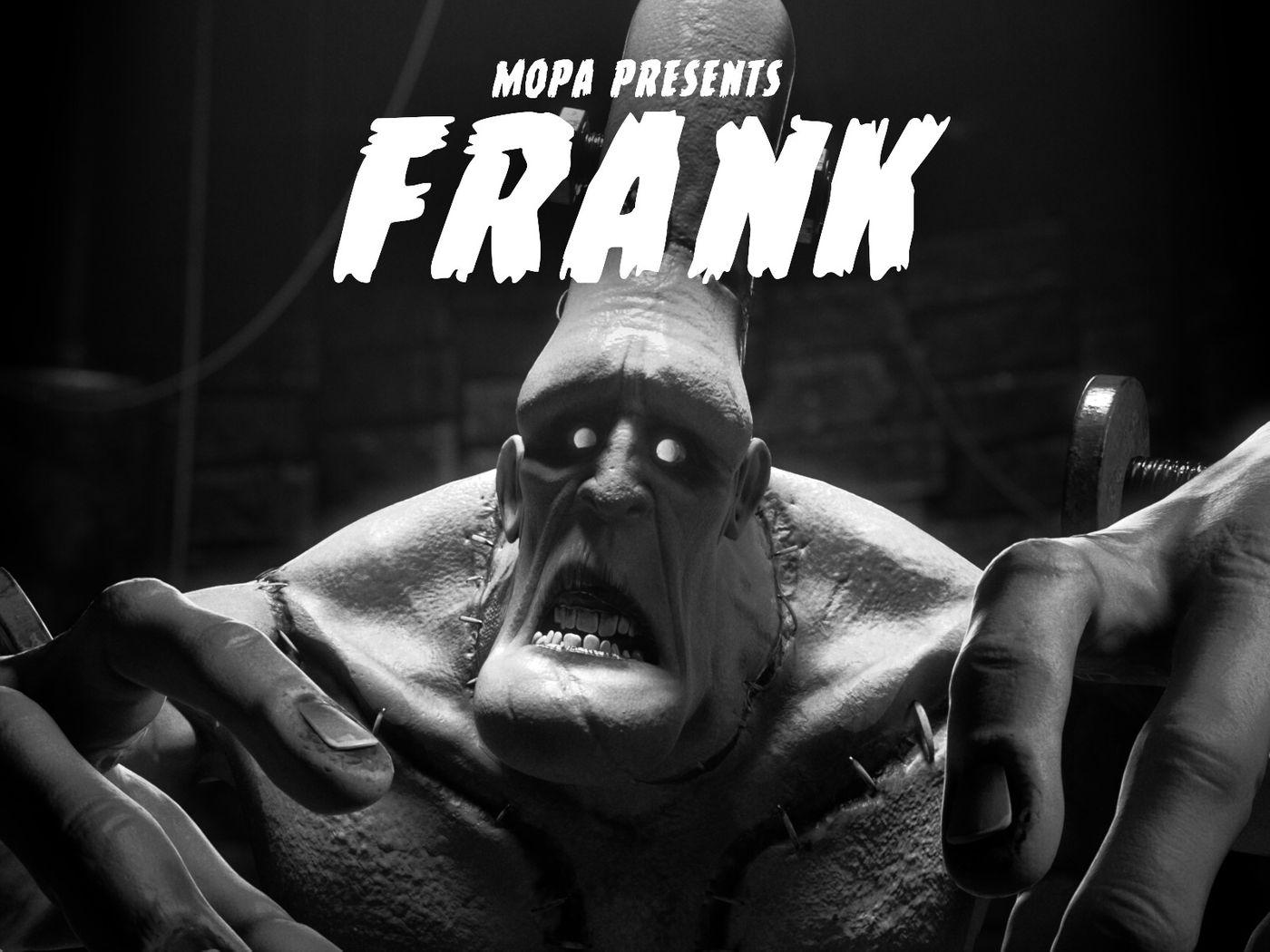 FRANK - Short film