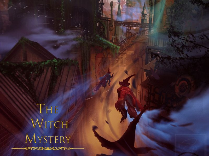 THE WITCH MYSTERY