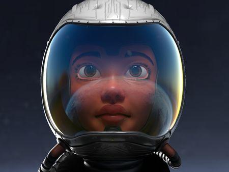 The Rocket Girl