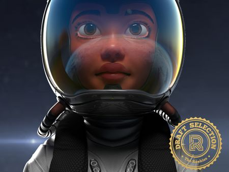 The Rocket Girl