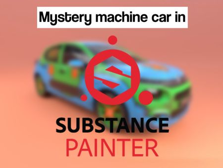 The Mystery Machine Car