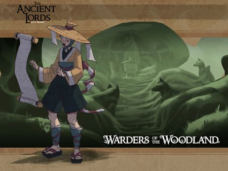 Warders of the Woodland