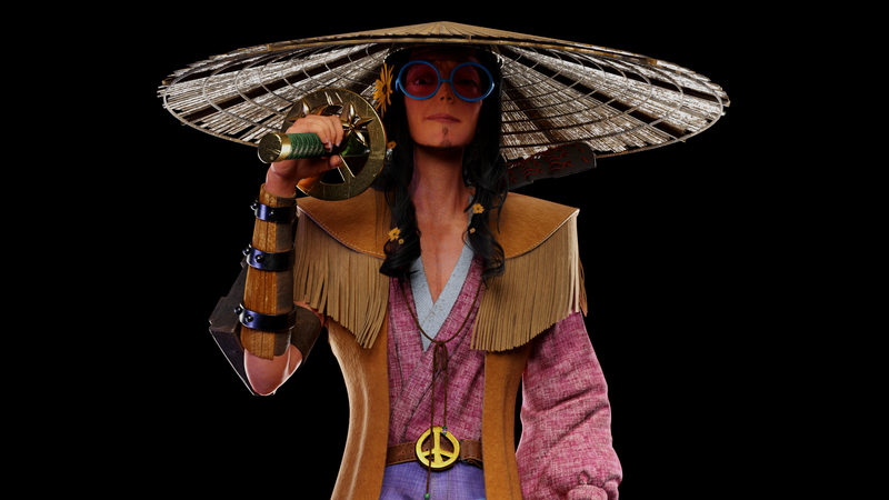 WuYaSyuan_3D modeling Reel