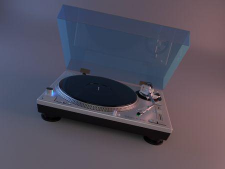Audio-Technica LP120 Turntable