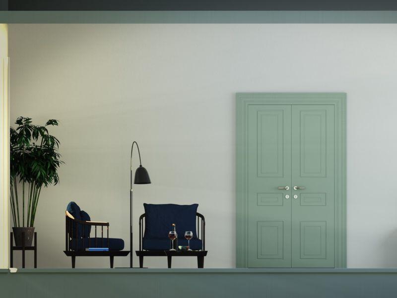 Scandinavian Styled Interior
