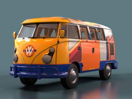 Shoreditch Van