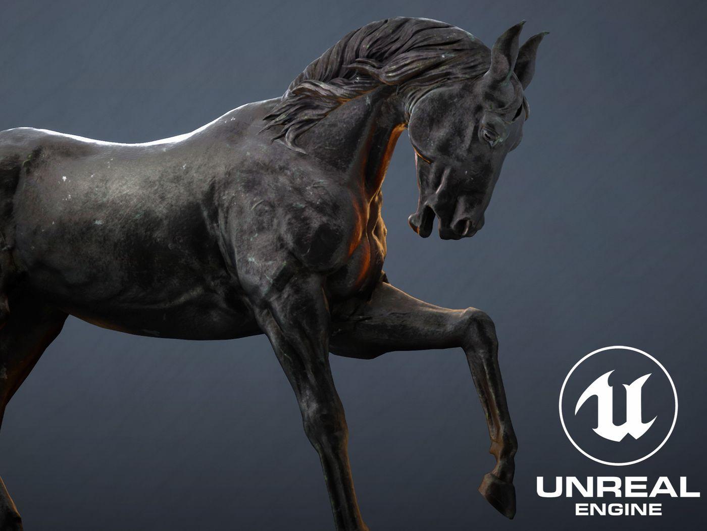 Richard the Lionheart's horse