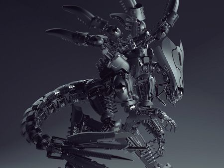 Machine Creature