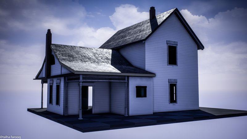 Axe Murder House (WIP)