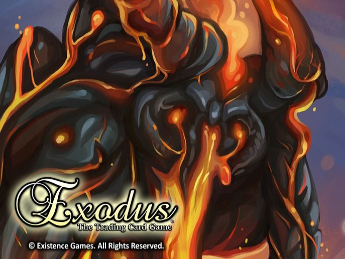 Exodus The Trading Card Game
