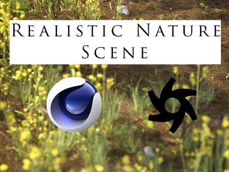 Realistic Nature Scene